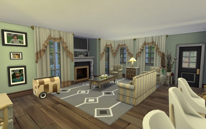 Simple Family Cottage by AmelieItsMe at Mod The Sims image 6113 670x419 Sims 4 Updates