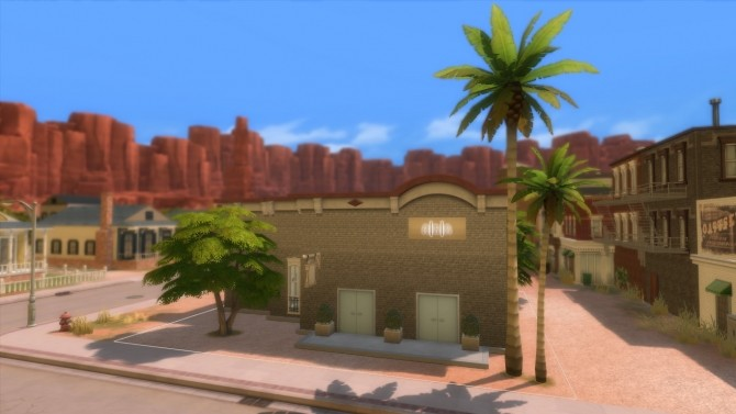 Strangerville renew #13 Weirdo gym by iSandor at Mod The Sims image 615 670x377 Sims 4 Updates
