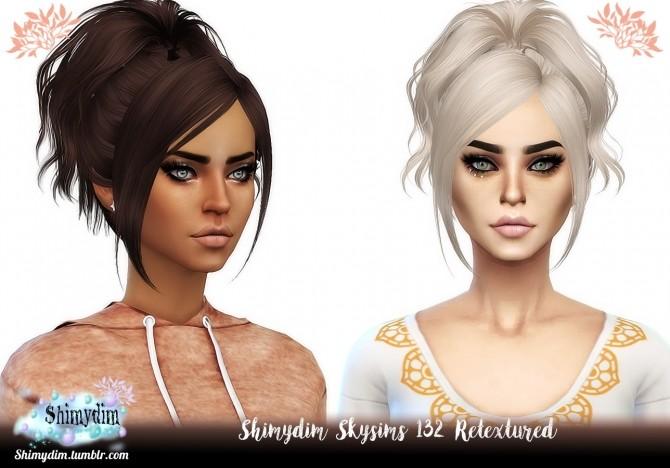 Skysims 132 Hair Retexture Naturals + Unnaturals at Shimydim Sims image 6220 670x468 Sims 4 Updates