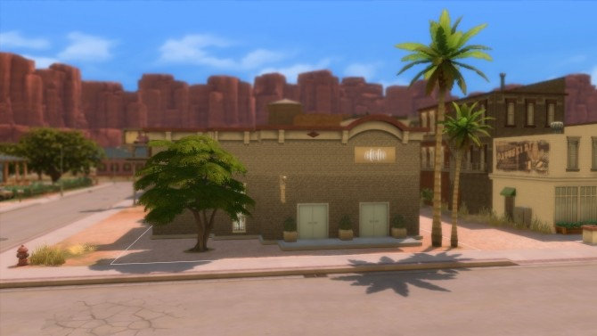 Strangerville renew #13 Weirdo gym by iSandor at Mod The Sims image 623 670x377 Sims 4 Updates