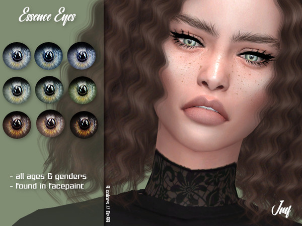 Sims 4 IMF Essence Eyes N.99 by IzzieMcFire at TSR