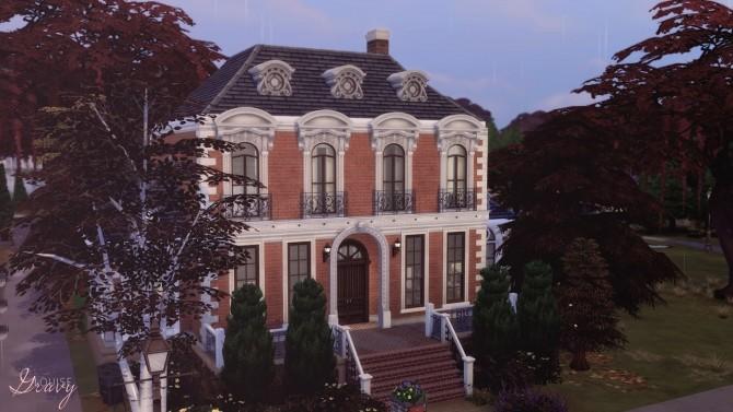 Elegant Home at GravySims image 8310 670x377 Sims 4 Updates