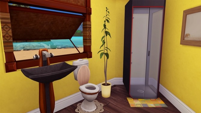 TINY HOME (island living) at Celinaccsims image 836 670x377 Sims 4 Updates