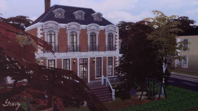 Elegant Home at GravySims image 8410 670x377 Sims 4 Updates