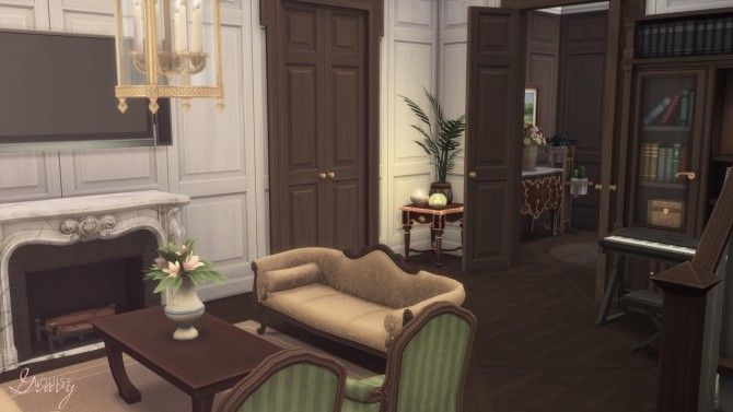 Elegant Home at GravySims image 8610 670x377 Sims 4 Updates