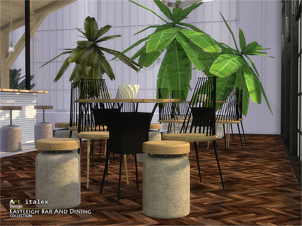 Eastleigh Bar And Dining by ArtVitalex at TSR image 878 Sims 4 Updates