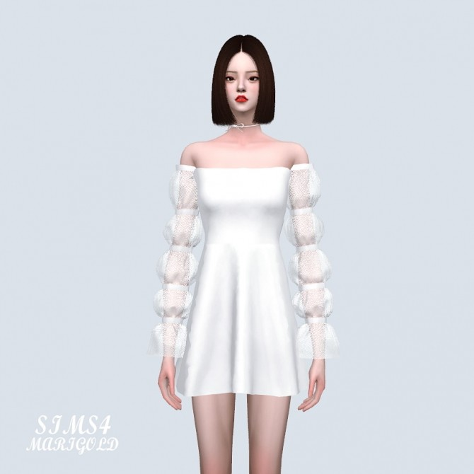 Fantastic Mini Dress (P) at Marigold image 9010 670x670 Sims 4 Updates
