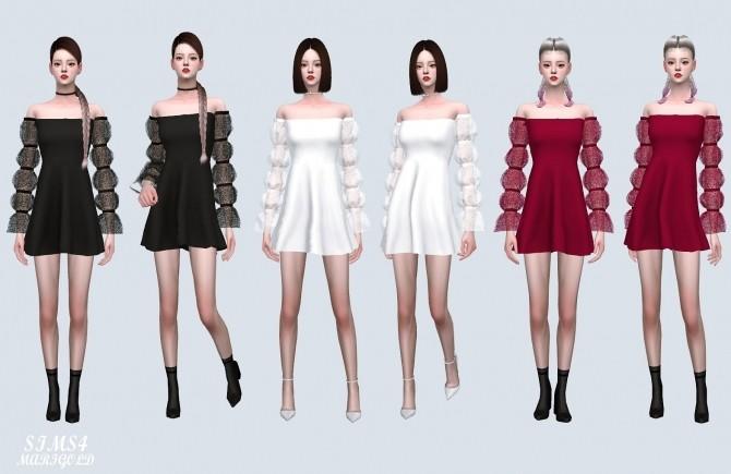 Fantastic Mini Dress (P) at Marigold image 9410 670x435 Sims 4 Updates