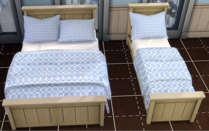 Sulani Inspired Bedding Sets By Foxybaby At Mod The Sims
