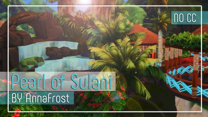 Pearl of Sulani restaurant at Anna Frost image 1001 670x377 Sims 4 Updates