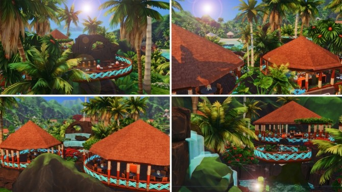 Pearl of Sulani restaurant at Anna Frost image 1021 670x377 Sims 4 Updates