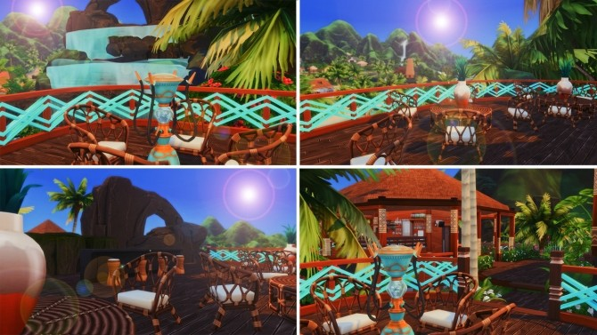 Pearl of Sulani restaurant at Anna Frost image 1031 670x377 Sims 4 Updates
