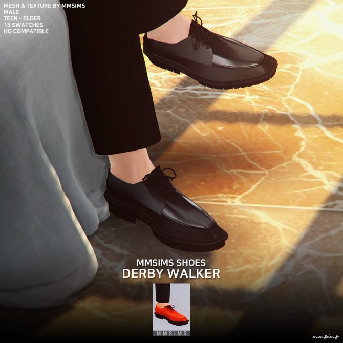 AM Derby Walker at MMSIMS image 1075 670x670 Sims 4 Updates