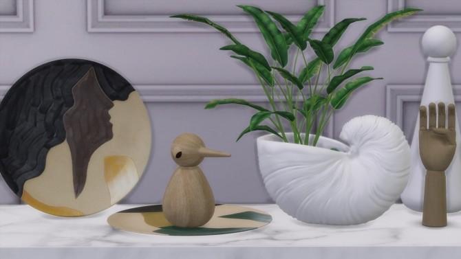 Sims 4 CERAMIC PLATTERS (P) at Meinkatz Creations