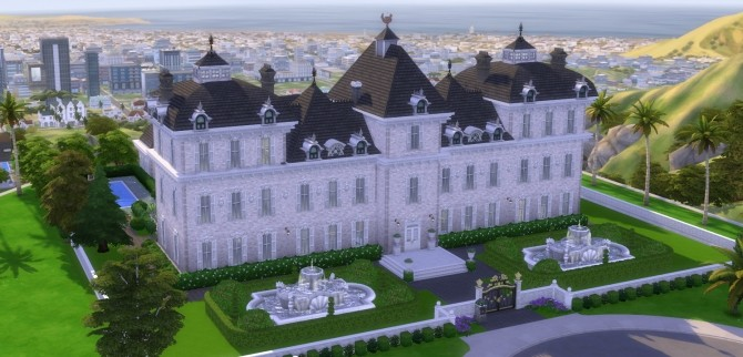 Sims 4 castle downloads » Sims 4 Updates