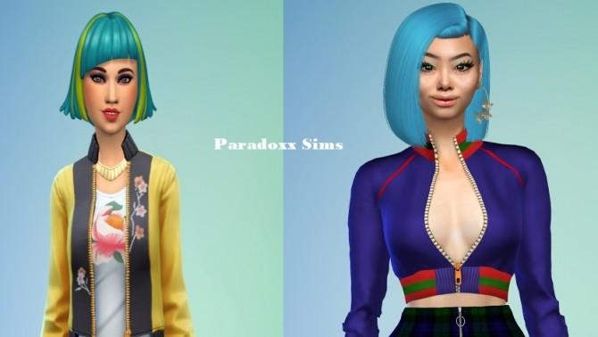 VENESSA JEONG at Paradoxx Sims image 12211 670x378 Sims 4 Updates