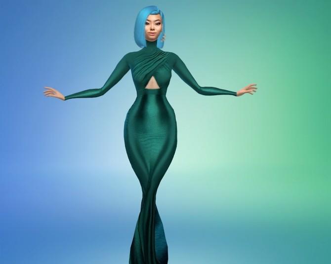 Sims 4 VENESSA JEONG at Paradoxx Sims