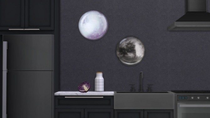 COSMIC PLATES COLLECTION at Meinkatz Creations image 1254 670x377 Sims 4 Updates