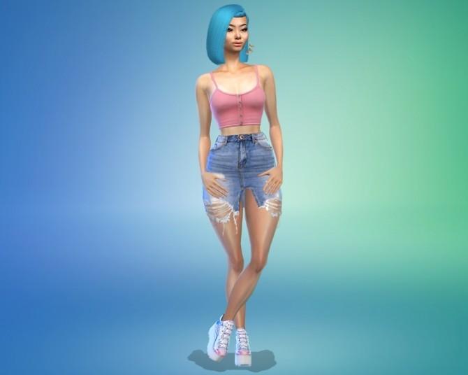 VENESSA JEONG at Paradoxx Sims image 1258 670x536 Sims 4 Updates