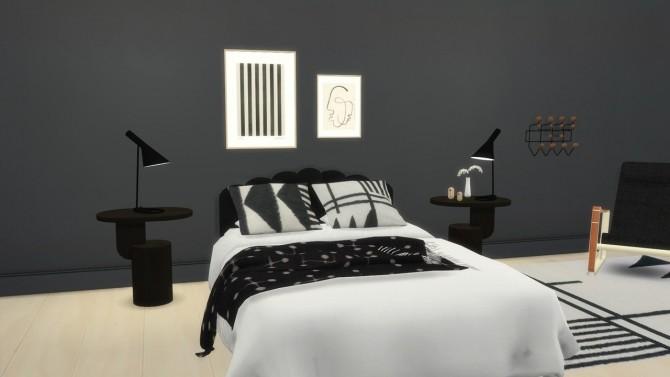 DELIA BED at Meinkatz Creations image 1283 670x377 Sims 4 Updates