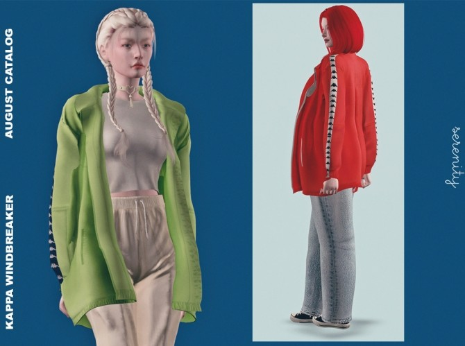 August Catalog Euphoria Inspired At Serenity 187 Sims 4