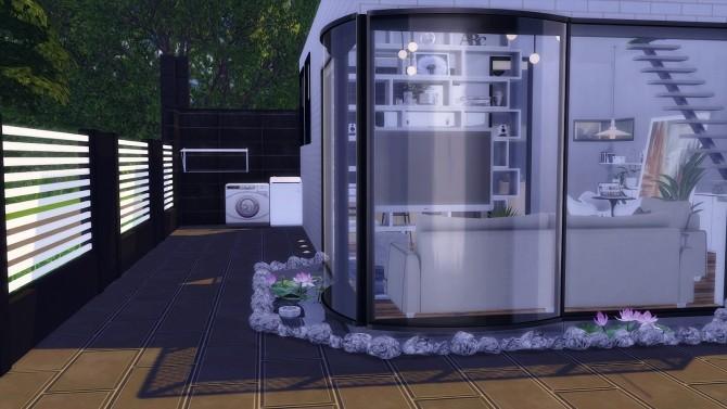 Sims 4 61   AURORA house at SoulSisterSims