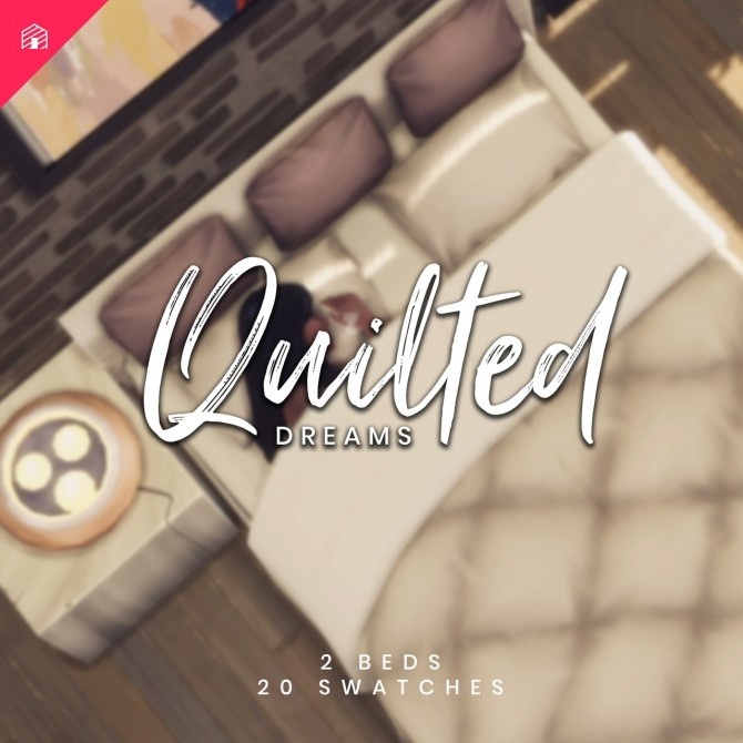 Quilted Dreams at Harrie image 1442 670x670 Sims 4 Updates