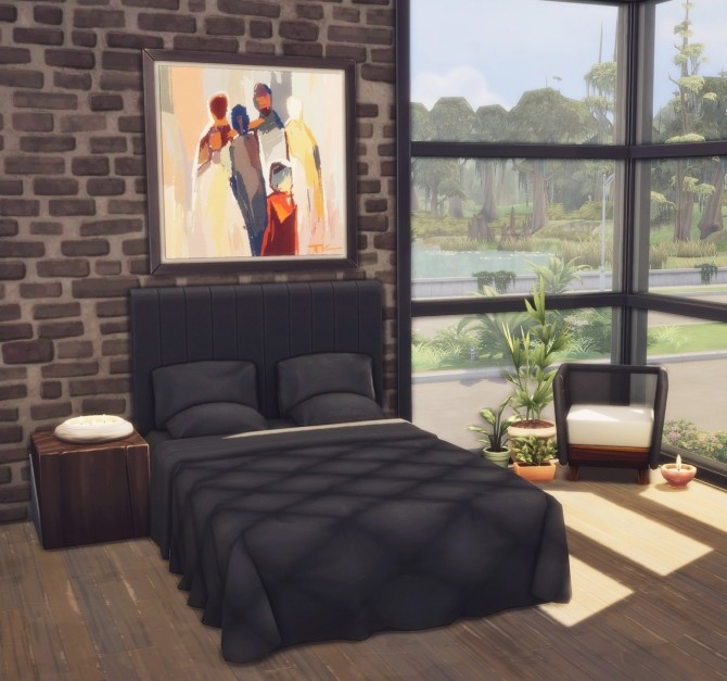 Sims 4 Quilted Dreams at Harrie