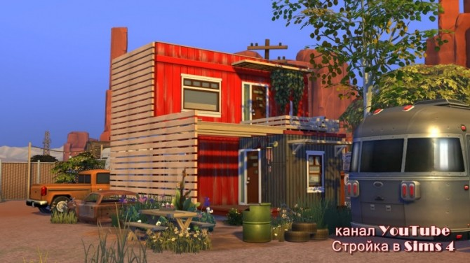 Container House at Sims by Mulena image 1471 670x376 Sims 4 Updates