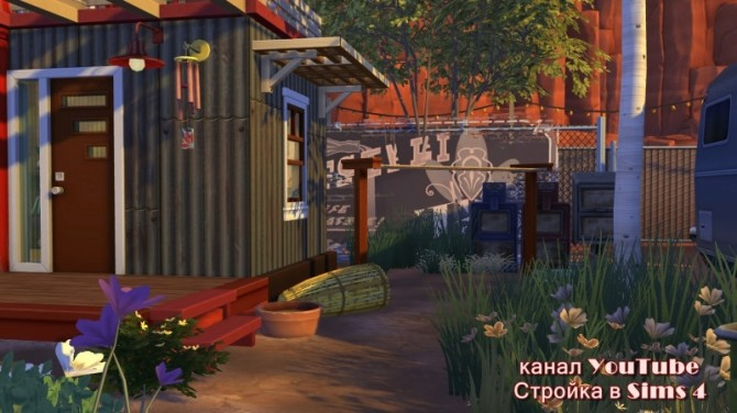 Container House at Sims by Mulena image 1481 670x376 Sims 4 Updates