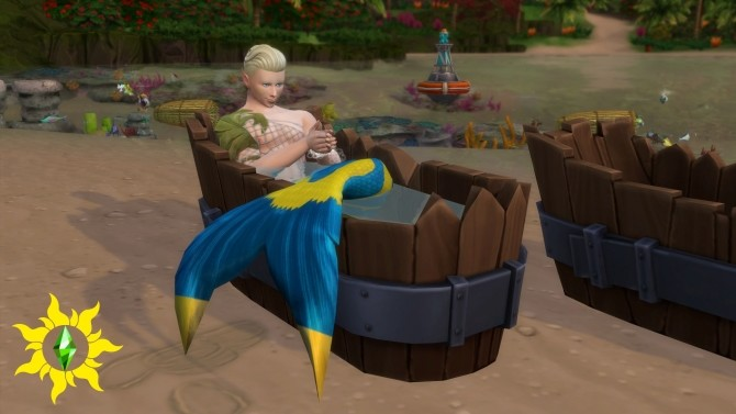 Cask & Barrel Antique Tub Reworked by Serinion at Mod The Sims image 1485 670x377 Sims 4 Updates