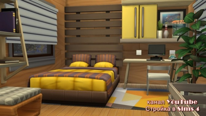 Container House at Sims by Mulena image 150 670x376 Sims 4 Updates