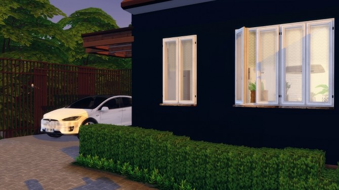 59 | TESLA house at SoulSisterSims image 1501 670x377 Sims 4 Updates