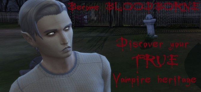 Bloodborne Aspiration by Sresla at Mod The Sims image 1542 670x309 Sims 4 Updates