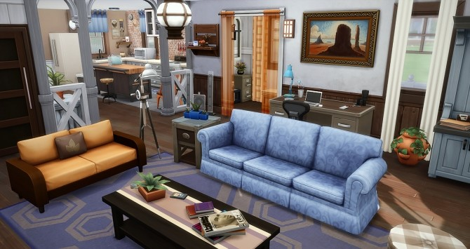 Souvenirs Heureux house at Simsontherope image 1576 670x355 Sims 4 Updates