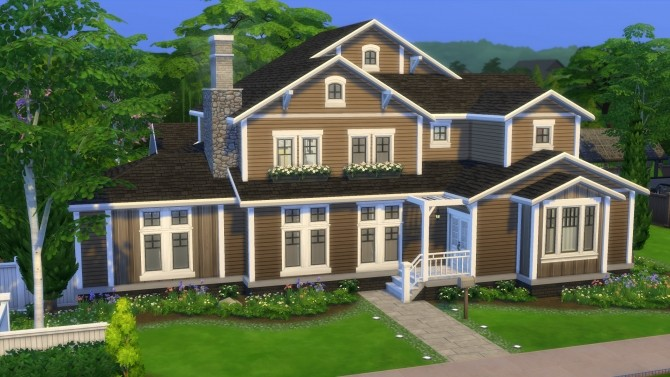 Maylenderton Legacy Home 2 by CarlDillynson at Mod The Sims image 1583 670x377 Sims 4 Updates