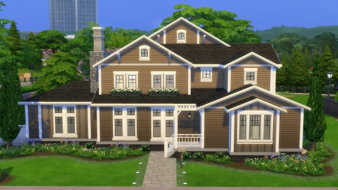 Harley Dilly >> Maylenderton Legacy Home 2 by CarlDillynson at Mod The