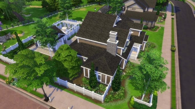 Maylenderton Legacy Home 2 by CarlDillynson at Mod The Sims image 1603 670x377 Sims 4 Updates