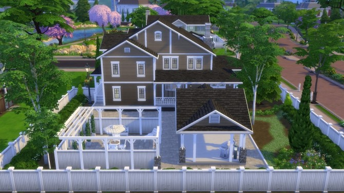 Maylenderton Legacy Home 2 by CarlDillynson at Mod The Sims image 16111 670x377 Sims 4 Updates
