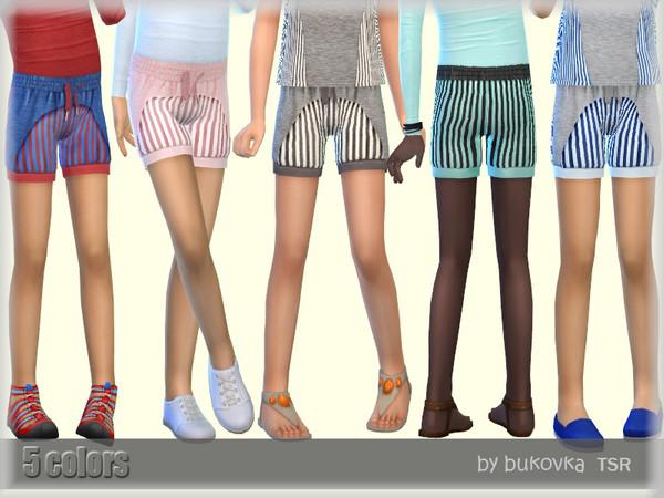 Sims 4 Shirt for girls by bukovka at TSR