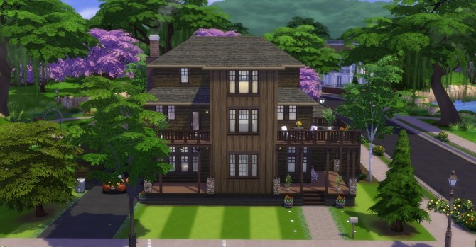 The Bachelor House by CarlDillynson at Mod The Sims image 1624 670x349 Sims 4 Updates