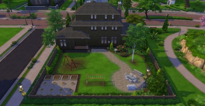 The Bachelor House by CarlDillynson at Mod The Sims image 1634 670x349 Sims 4 Updates