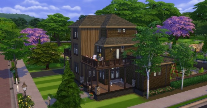 The Bachelor House by CarlDillynson at Mod The Sims image 1642 670x349 Sims 4 Updates