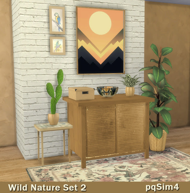 Wild Nature Set 2 at pqSims4 image 1651 Sims 4 Updates