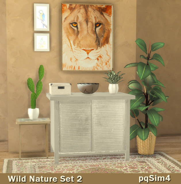 Wild Nature Set 2 at pqSims4 image 1661 Sims 4 Updates