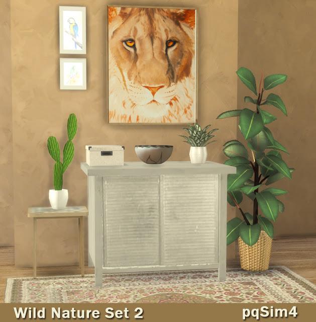 Wild Nature Set 2 at pqSims4 image 1661 Sims 4 Updates