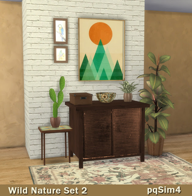Wild Nature Set 2 at pqSims4 image 1671 Sims 4 Updates