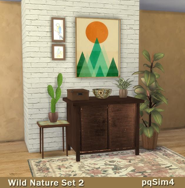 Wild Nature Set 2 at pqSims4 image 1671 Sims 4 Updates