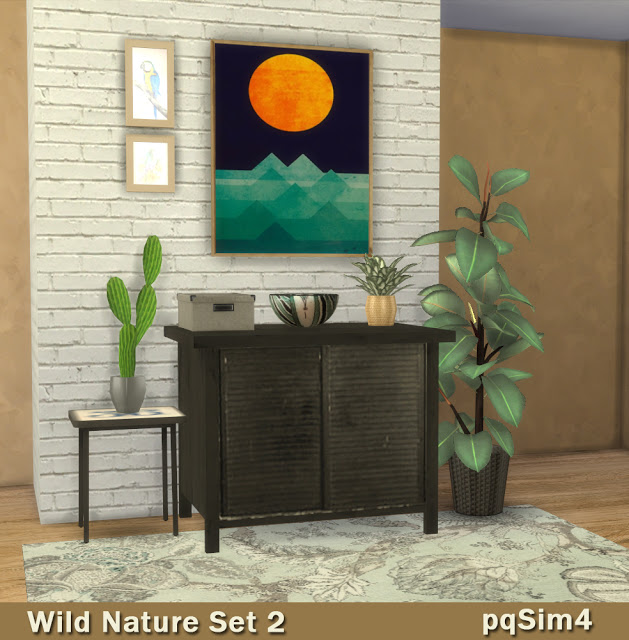 Wild Nature Set 2 at pqSims4 image 1681 Sims 4 Updates