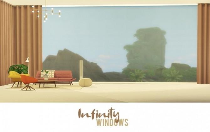 Infinity Windows at Waekey image 1751 670x421 Sims 4 Updates